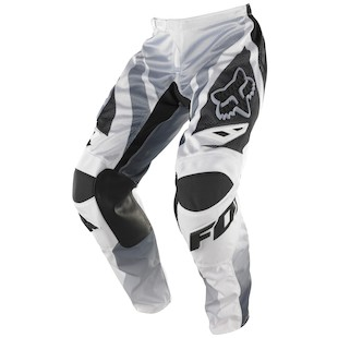Fox Racing 180 Race Airline Pants (Color: White / Size: 38) 903474