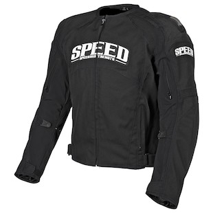 Speed and Strength Twist of Fate Jacket (Color: Black / Size: SM) 907200