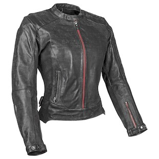 Speed and Strength Black Widow Women's Jacket (Color: Black / Size: WXL) 907143