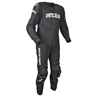 Speed and Strength Twist of Fate 3.0 Race Suit (Size 44 Only) (Color: Black / Size: 44) 907181