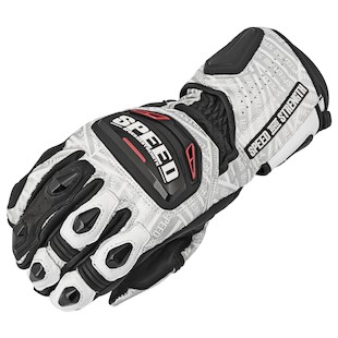 Speed and Strength Twist of Fate 3.0 RR Gloves (Color: White / Size: XL) 907233
