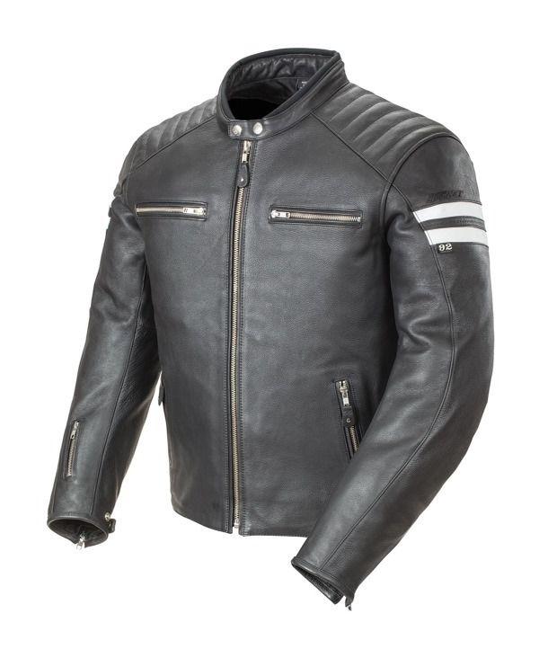 Joe Rocket Kawasaki Factory Leather Motorcycle Jacket