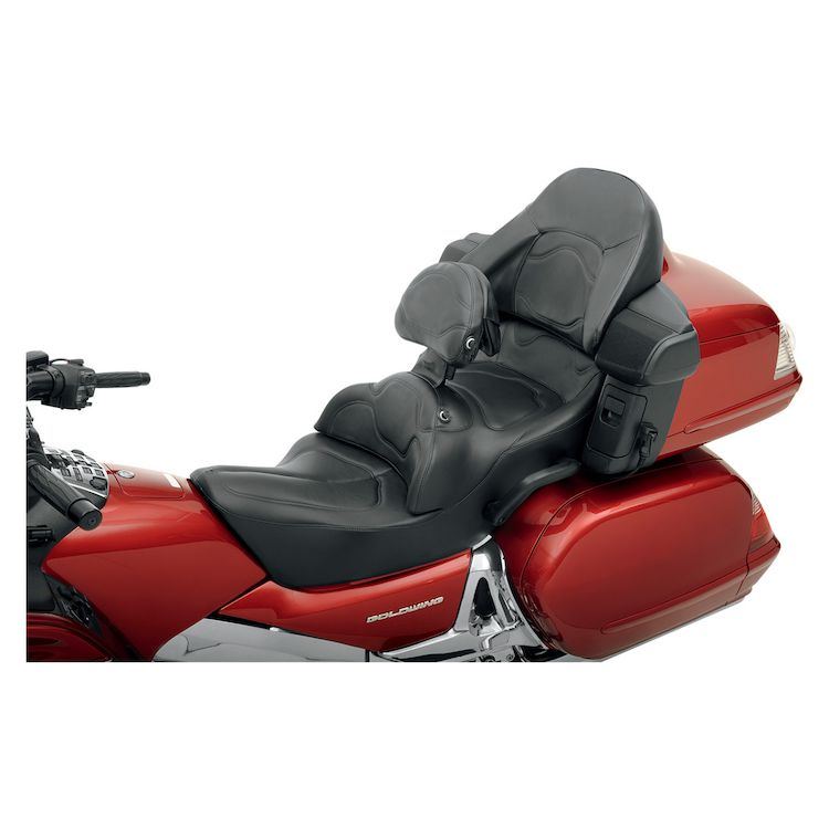 With Backrest