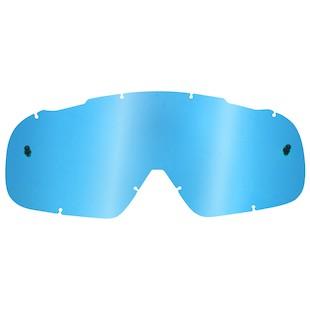 Fox Racing AIRSPC Lens (Color: Blue / Lens: Single) 902112
