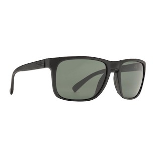 VonZipper Lomax Sunglasses (Color: Black Satin) 910930