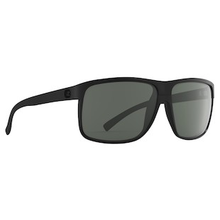 VonZipper Sidepipe Sunglasses (Color: Black Satin) 910845