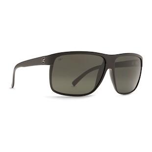 VonZipper Sidepipe Sunglasses (Color: Black Satin w/Polarized Lens) 910858