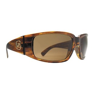 VonZipper Papa G Sunglasses (Color: Tortoise) 910896