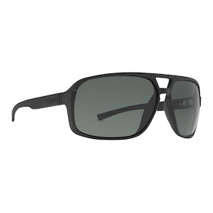 VonZipper Decco Sunglasses (Color: Black Satin) 914202