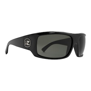 VonZipper Clutch Sunglasses (Color: Black Gloss) 910871
