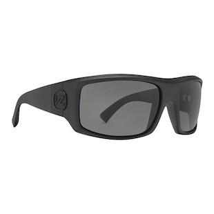 VonZipper Clutch Sunglasses (Color: Black Satin) 910918