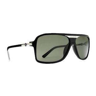 VonZipper Stache Sunglasses (Color: Black Gloss) 910915