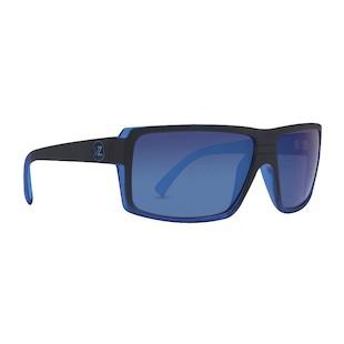 VonZipper Snark Sunglasses (Color: Black/Blue) 910885