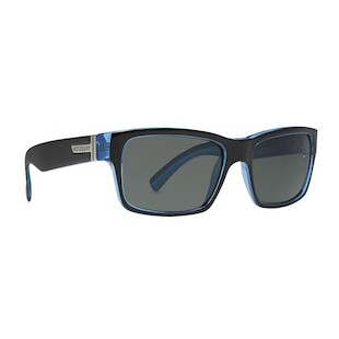 VonZipper Fulton Sunglasses (Color: Black/Blue) 914215