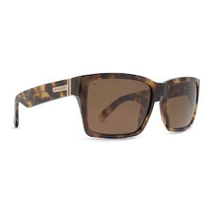 VonZipper Elmore Sunglasses (Color: Tortoise w/Polarized Lens) 914228
