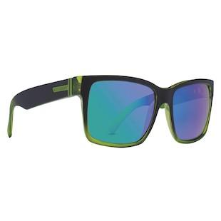 VonZipper Elmore Sunglasses (Color: Black/Green) 910929