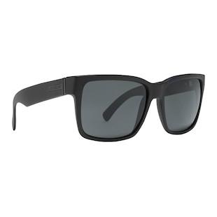VonZipper Elmore Sunglasses (Color: Black Satin) 914226