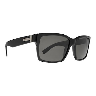 VonZipper Elmore Sunglasses (Color: Black Gloss) 914225