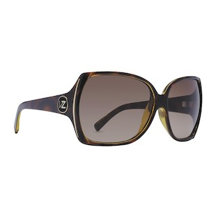 VonZipper Trudie Women's Sunglasses (Color: Tortoise) 910859