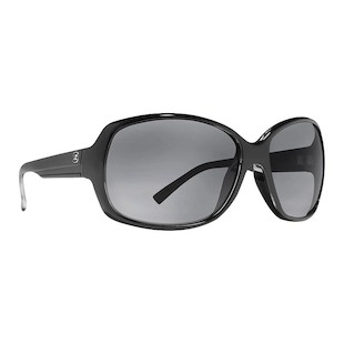 VonZipper Ling Ling Sunglasses (Color: Black Gloss) 910909