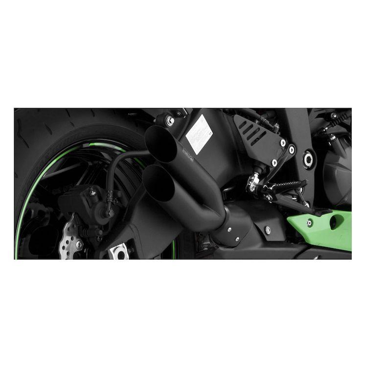 Vance & Hines CS One Urban Brawler Slip-On Exhaust For Kawasaki ZX6R 2009-2012