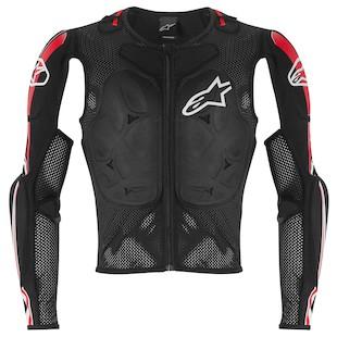 Alpinestars Bionic Pro Jacket (Size 2XL Only) (Color: Black/Red / Size: 2XL) 915129