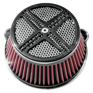 LA Choppers XXX Big Air Cleaner For Yamaha Bolt / V-Star 950 (Finish: Black) 917524