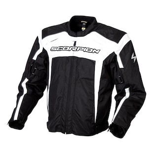 Scorpion Helix Jacket (Color: Black / Size: MD) 912397