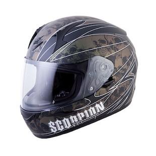Scorpion EXO-R410 Underworld Helmet (Color: Matte Chameleon / Size: LG) 912512