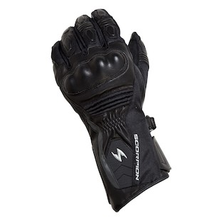 Scorpion TSW Gloves (Color: Black / Size: MD) 912440
