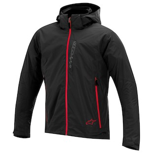 Alpinestars Scion Jacket (Color: Black Mandarin/Red / Size: XL) 914605