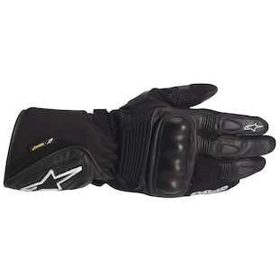 Alpinestars GT-S X-Trafit Gloves (Color: Black / Size: LG) 915283