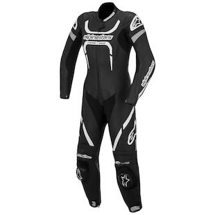 Alpinestars Stella Motegi Race Suit (size 46) (Color: Black/White / Size: 50) 916224