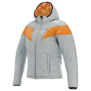 Alpinestars Stella Francie Jacket - (Sz XS Only) (Color: Blue/Orange / Size: LG) 915437