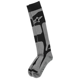 Alpinestars Tech Coolmax Socks (Color: Black / Size: SM-MD) 915150