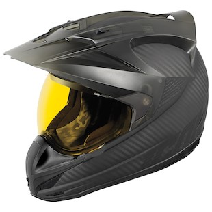 Icon Variant Ghost Carbon Helmet (Color: Rubatone Black/Grey Carbon / Size: SM) 917800