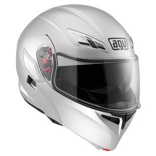 AGV Numo EVO Helmet (Color: Silver / Size: LG) 918259