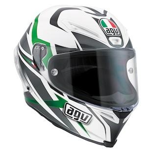 AGV Corsa Velocity Italy Helmet (Color: Italy / Size: LG) 918373