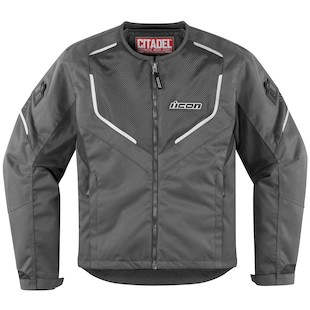 Icon Citadel Jacket (Size XL Only) (Color: Charcoal / Size: XL) 918129