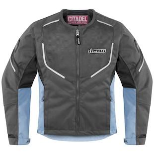 Icon Citadel Women's Jacket (Color: Blue / Size: XS) 918150