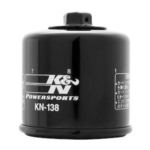 K/&N PERFORMANCE OIL FILTER KN-204 FOR YAMAHA XVS950 BOLT 2014