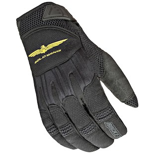 Joe Rocket Goldwing Skyline Women's Gloves (Color: Black/Black / Size: SM) 922030