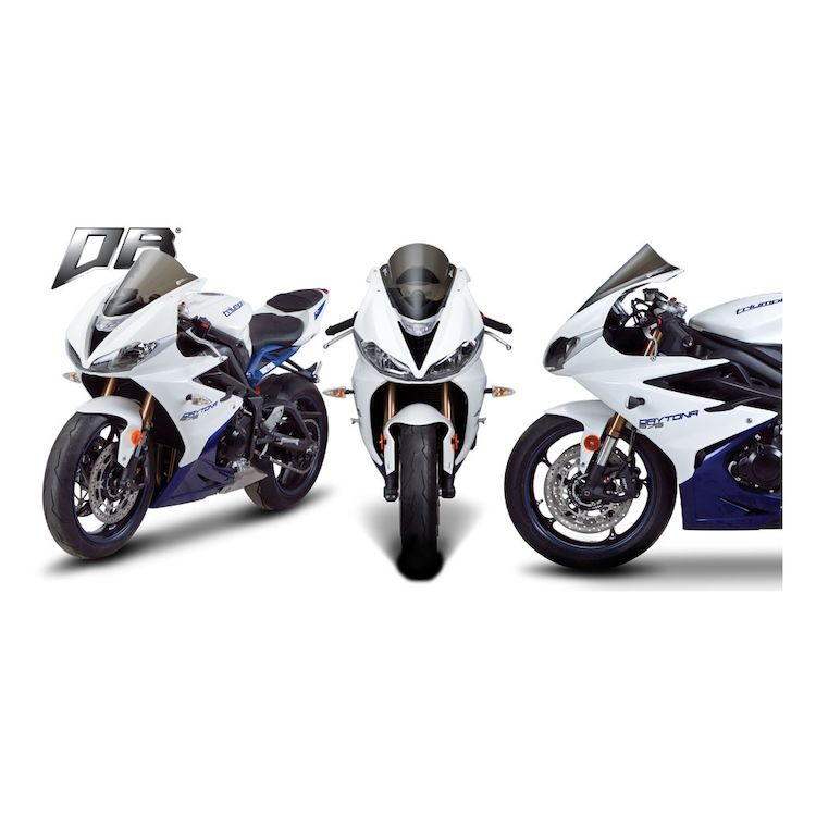 Zero Gravity Double Bubble Windscreen Triumph Daytona 675 / R 2013-2018