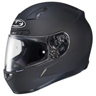 HJC CL-17 Void Helmet (Color: Matte Black/Camo / Size: LG) 1089338