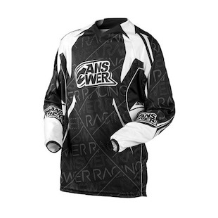 Answer Alpha Jersey (Color: Black / Size: SM)