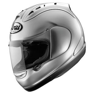 Arai Corsair V Helmet - Solid (Color: Aluminum Silver / Size: MD) 609661