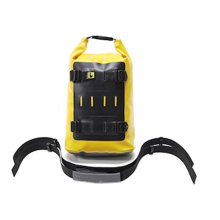 Wolfman Rolie Dry Bag (Color: Yellow/Black / Size: SM) 824519