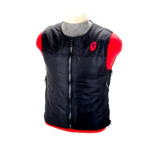 Symtec Heat Demon Heated Vest (Color: Black / Size: XL-4XL) 932951