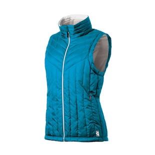 Gerbing 7V Puffer Women's Vest (Color: Blue / Size: MD) 922310