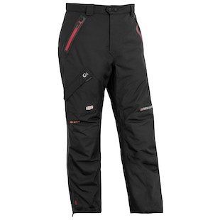 Firstgear TPG Escape Pants (Color: Black / Size: 30 (Short)) 933054